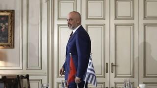 Έντι Ράμα: Με συμφωνία η παραπομπή στη Χάγη - Καλύτερες από ποτέ οι σχέσεις με την Ελλάδα