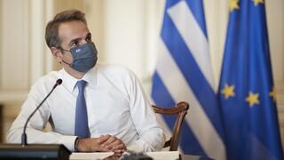 Κορωνοϊός: Τι συζητήθηκε στην τηλεδιάσκεψη του Μητσοτάκη με τους λοιμωξιολόγους