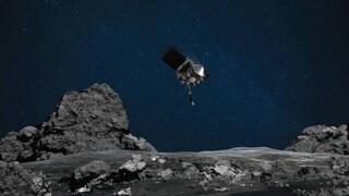 Αποστολή εξετελέσθη: «Άγγιξε» τον αστεροειδή Μπενού το σκάφος της NASA