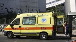 Παράσυρση πεζού στο κέντρο της Αθήνας