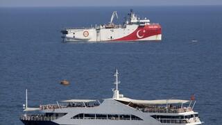 Γενί Σαφάκ: Επεκτείνεται η Navtex για το Oruc Reis - Πάει κοντά σε Ρόδο και Κρήτη