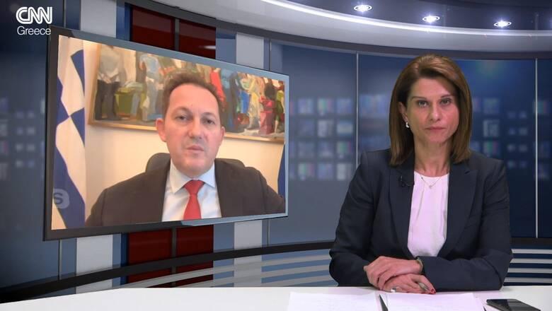 Πέτσας στο CNN Greece: Θα παρθούν κάποια μέτρα στη Θεσσαλονίκη