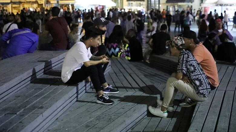Βατόπουλος: Περιορισμός της διασποράς με το νυχτερινό lockdown