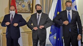 Τριμερής Κύπρου-Ελλάδας-Αιγύπτου - Μητσοτάκης: Η Τουρκία φαντασιώνεται αυτοκρατορικές πρακτικές