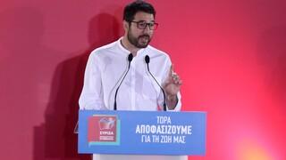 Ηλιόπουλος: Ο αγώνας ενάντια στον εκφασισμό της κοινωνίας είναι αγώνας για τη Δημοκρατία