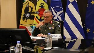 Συνάντηση Αρχηγού ΓΕΕΘΑ με Αιγύπτιο ακόλουθο Άμυνας: Στο επίκεντρο η τουρκική προκλητικότητα