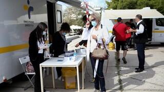 Κορωνοϊός: Rapid test στην Νέα Σμύρνη - Εντοπίστηκαν 7 κρούσματα