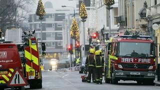 Λονδίνο: Τουλάχιστον δύο νεκροί μετά από έκρηξη σε κατάστημα