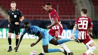 Ολυμπιακός - Μαρσέιγ 1-0: Πρεμιέρα με το δεξί στο Champions League