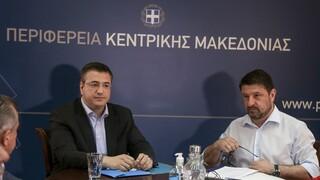 Κορωνοϊός: Στη Θεσσαλονίκη ο Χαρδαλιάς - Έκτακτη σύσκεψη με Τζιτζικώστα