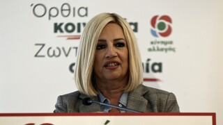 Η Φώφη Γεννηματά εφ' όλης της ύλης στο CNN Greece