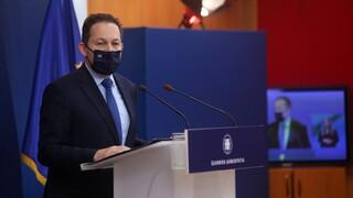 Πέτσας: Στις 19:00 το διάγγελμα του πρωθυπουργού - Η δημόσια υγεία δεν μπαίνει σε καμία ζυγαριά