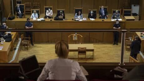 Live - Δίκη Χρυσής Αυγής: Στη φυλακή η ηγετική ομάδα της εγκληματικής οργάνωσης