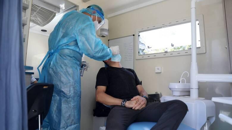 Κορωνοϊός: Δεκάδες θετικά κρούσματα στις Σέρρες - Διάμεση ηλικία τα 34 έτη