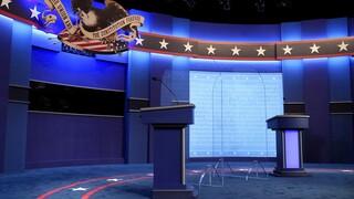 Εκλογές ΗΠΑ: Απόψε η τελική τηλεοπτική αναμέτρηση Τραμπ – Μπάιντεν