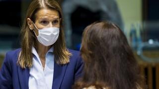 Κορωνοϊός: Στην εντατική η Βελγίδα υπουργός Εξωτερικών Σοφί Βιλμές