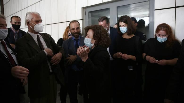 Μάγδα Φύσσα: Δεν είναι δικαίωση για τον Παύλο, αλλά για όλους εμάς που βρισκόμαστε εδώ - CNN.gr