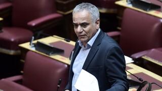 Σκουρλέτης στο CNN Greece: Επιβεβλημένη η πρόταση μομφής στον Σταϊκούρα