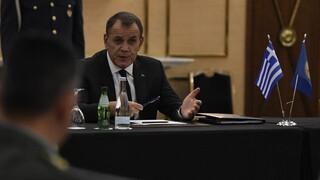 Oruc Reis: Αίτημα για «φρένο» στις τουρκικές προκλήσεις κατέθεσε ο Παναγιωτόπουλος στο ΝΑΤΟ