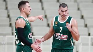 Παναθηναϊκός ΟΠΑΠ - Φενερμπαχτσέ 82-68: Νίκη με υπογραφή Νέντοβιτς
