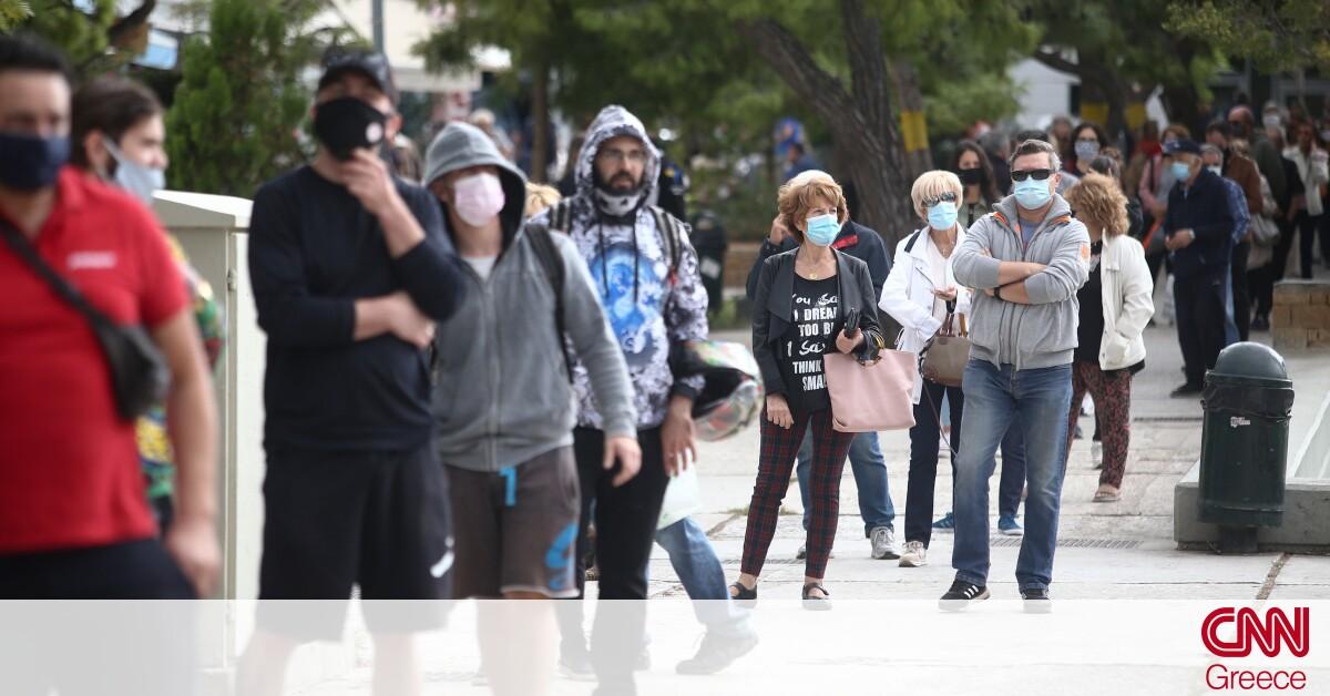 Κορωνοϊός – Δερμιτζάκης: Έκπληξη αν δεν έχουμε πάνω από 1.000 κρούσματα