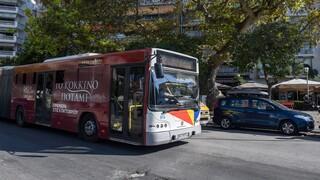 Απίστευτες εικόνες: «Βούλιαξε» δρόμος στο κέντρο της Θεσσαλονίκης