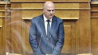 Τσιάρας: Εξετάζουμε να επαναφέρουμε το μέτρο της στέρησης πολιτικών δικαιωμάτων