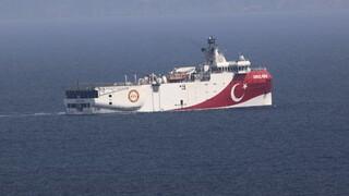 Oruc Reis: Διάβημα διαμαρτυρίας από την Αθήνα για την νέα τουρκική Navtex