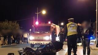 Αμαλιάδα: Νεκρή 23χρονη σε τροχαίο δυστύχημα