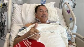 Σε επέμβαση καρδιάς υποβλήθηκε o Σβαρτσενέγκερ - «Αισθάνομαι φανταστικά»
