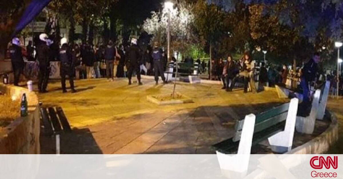 Κορωνοϊός: Συνωστισμός στο κέντρο της Θεσσαλονίκης – Επέμβαση της ΕΛ.ΑΣ.