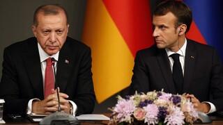 Επίθεση Ερντογάν σε Μακρόν: Έχει πρόβλημα με το Ισλάμ - Χρειάζεται ψυχοθεραπεία