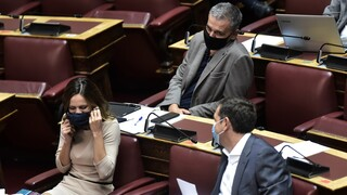 ΣΥΡΙΖΑ: Καλό κλίμα για τη μομφή –Διαψεύδουν Τσακαλώτος και Αχτσιόγλου ότι διαφώνησαν