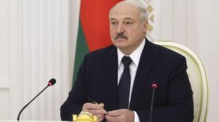 Λουκασένκο σε Πομπέο: Μαζί με τη Ρωσία θα απαντήσουμε σε εξωτερικές απειλές