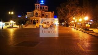 Κορωνοϊός - Απαγόρευση κυκλοφορίας: Άδειασαν δρόμοι και πλατείες σε Αθήνα και Θεσσαλονίκη
