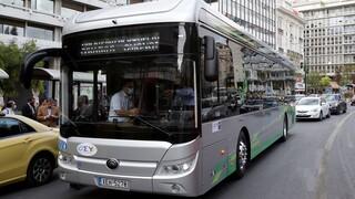 Ένα «πράσινο» λεωφορείο στους δρόμους της Αθήνας τις επόμενες μέρες