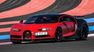 Το leasing της Bugatti Chiron Sport κοστίζει το μήνα όσο μια ολοκαίνουργια Mercedes C-Class Coupe
