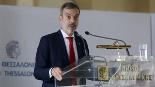 Ζέρβας: Πιθανόν η Θεσσαλονίκη να μπει σε «κόκκινο» συναγερμό
