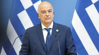 Δένδιας: Η Ελλάδα διατηρεί το δικαίωμα μονομερούς επέκτασης των χωρικών της υδάτων στα 12 ν.μ.