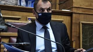 Παναγιωτόπουλος για 12 ναυτικά μίλια: Η Τουρκία κινείται στα όρια αλλοπρόσαλλου