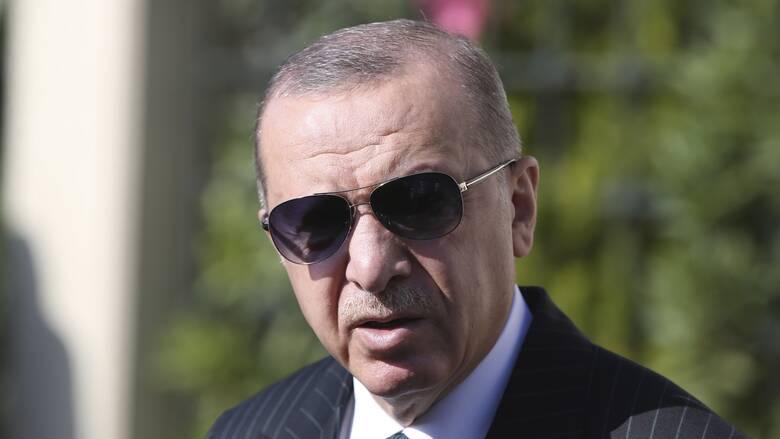 Ερντογάν: Η Ουάσινγκτον δεν έχει ιδέα με ποιον έχει να κάνει
