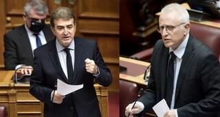Βουλή: Τα 12 μίλια πυροδοτούν σκληρή κόντρα ΝΔ - ΣΥΡΙΖΑ