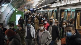 Κορωνοϊός: «Έκρηξη» στη Γαλλία - Νέο αρνητικό ρεκόρ με 52.000 κρούσματα