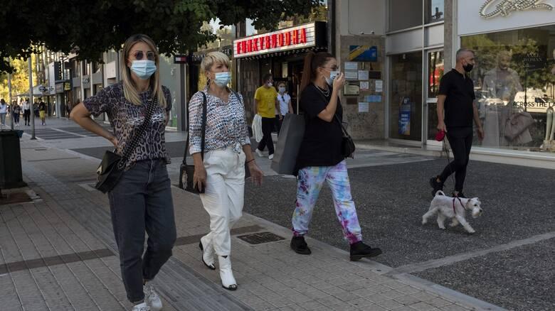 Λινού στο CNN Greece: Καθολική χρήση μάσκας και στις «πράσινες» περιοχές
