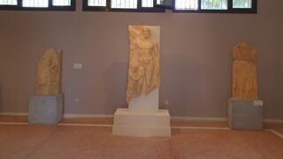 Τήνος: Μαρμάρινη στήλη ύψους 1.70 εντάχθηκε στο Αρχαιολογικό Μουσείο του νησιού