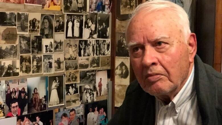 Ένας 90χρονος θυμάται τη μέρα που οι Γερμανοί κατέλαβαν τη Θεσσαλονίκη και μπήκαν στον Λευκό Πύργο