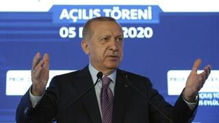 O Ερντογάν σε ρόλο... Αντουανέτας: Του ζητούσαν ψωμί, τους έδωσε τσάι