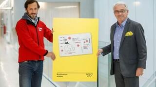 Αυστρία: Τυπώνει γραμματόσημα για τον κορωνοϊό σε... χαρτί τουαλέτας