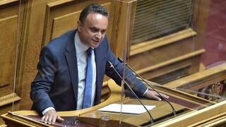 Κορωνοϊός: Θετικός ο βουλευτής της ΝΔ Σταύρος Κελέτσης