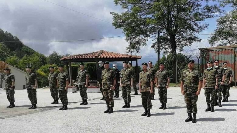 Πρόσληψη 160 οπλιτών βραχείας ανακατάταξης ειδικών δυνάμεων στον Στρατό Ξηράς